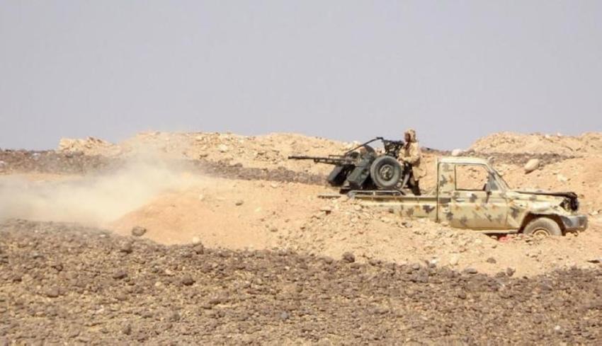 الجيش اليمني يهزم الحوثيين من عدة مواقع غرب مأرب