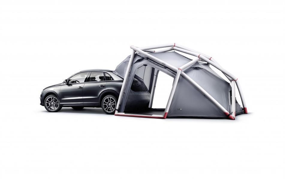 """أودي كيو 3 كامبينج تينت – """"Audi Q3 Camping Tent"""""""