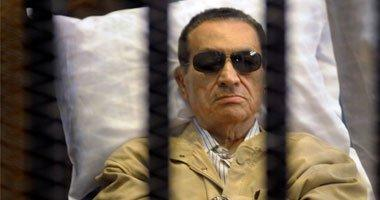 الرئيس السابق لمصر حسني مبارك