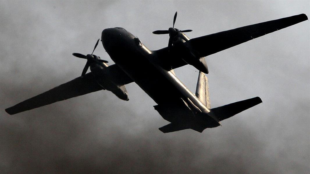 تحطم طائرة تدريب عسكرية في أوكرانيا