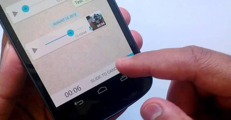 يضيف WhatsApp ميزة لتسريع الرسائل الصوتية