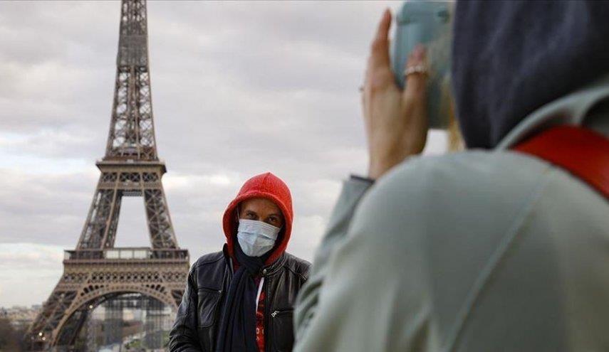 فرنسا تعلن إعادة فرض الحظر العام من يوم الجمعة المقبل