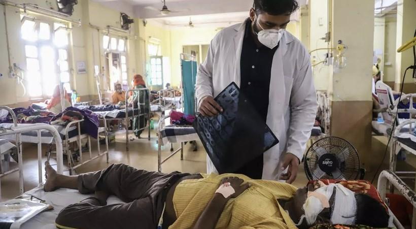 """نتيجة طبية صادمة حول تأثيرات طفرة """"كورونا"""" في الهند"""