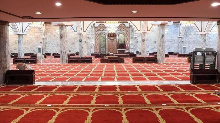 إغلاق 10 مساجد مؤقتاً بـست مناطق بعد رصد إصابات بكورونا بين المصليين