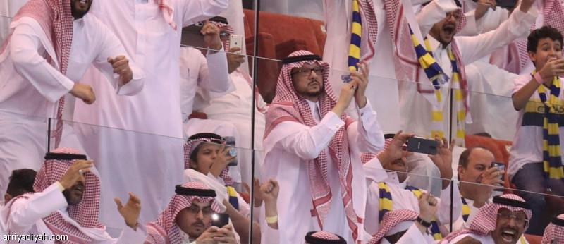 فيصل بن تركي: أتمنى استمرار السويلم ولا أستطيع الترشح