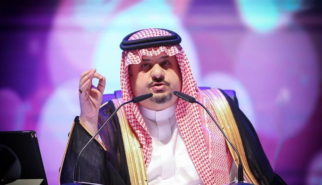 الأمير عبد الرحمن بن مساعد