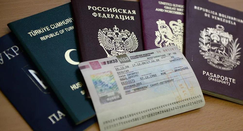 تسهيل إجراءات إصدار التأشيرات بين موسكو والرياض اعتباراً من نهاية الشهر الجاري