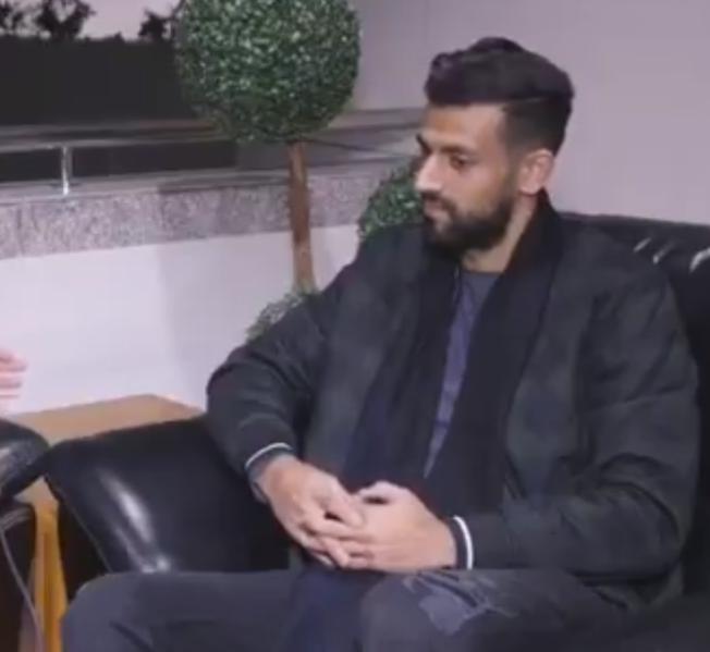 عبدالله آل سالم يعلق على أزمته مع النصر