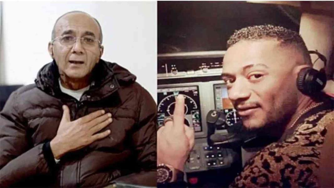 محمد رمضان واشرف ابو اليسر
