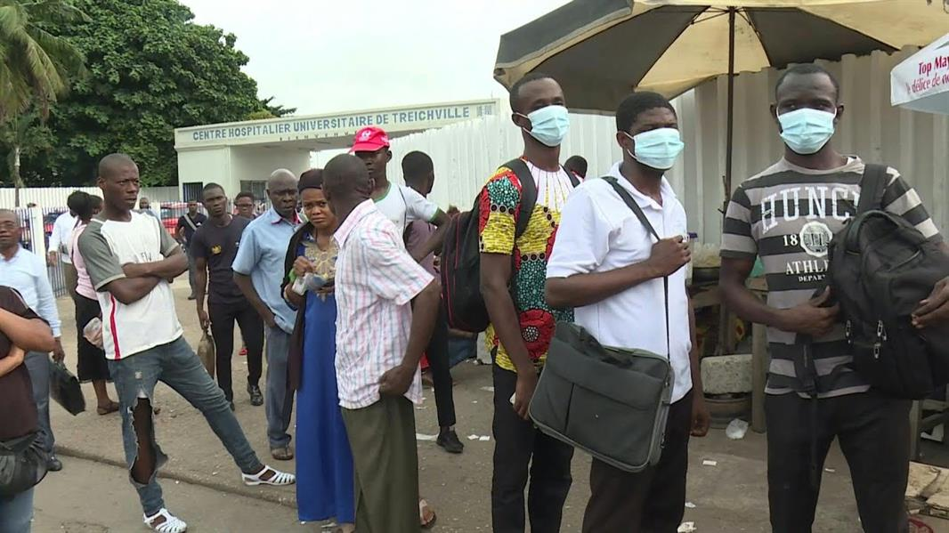 ارتفع عدد إصابات كورونا في إفريقيا إلى قرابة 4.5 مليون