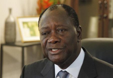 بعد الفوز الكاسح في انتخابات ساحل العاج واتارا يقول ان الازمة انتهت
