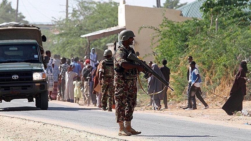 المواجهات بافريقيا الوسطى