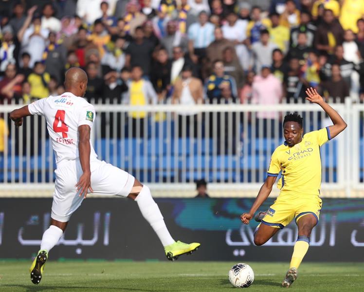 نيجيرية عن محترف النصر: هذا ما يريده أحمد موسى !