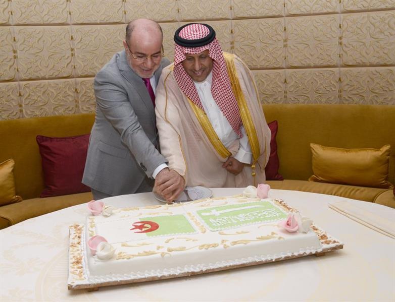 جانب من احتفالات سفارات المملكة في الخارج باليوم الوطني الـ90