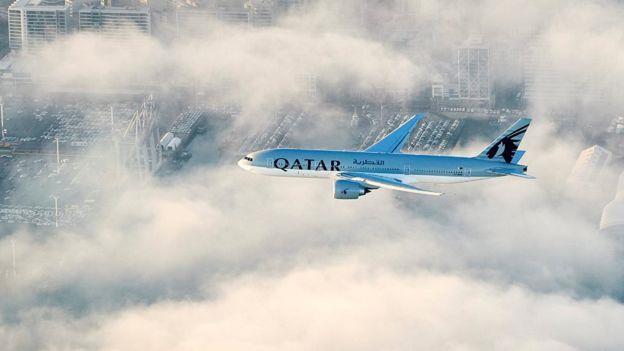 """""""القطرية"""" تدشن اطول رحلة جوية مباشرة من الدوحة الى أوكلاند في نيوزيلندا"""