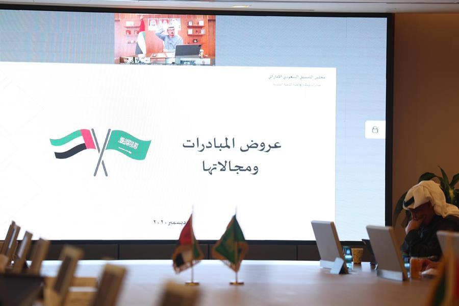 مجلس التنسيق السعودي الاماراتي
