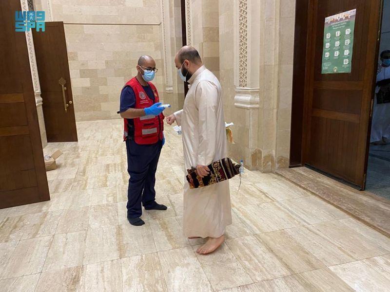 الهلال الأحمر بجازان يباشر 1053 بلاغاً منذ بداية شهر رمضان