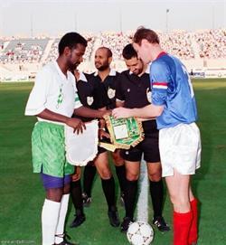 الأخضر والمنتخب الروسي لكرة القدم يلتقيان للمرة الثانية منذ 25 عامًا