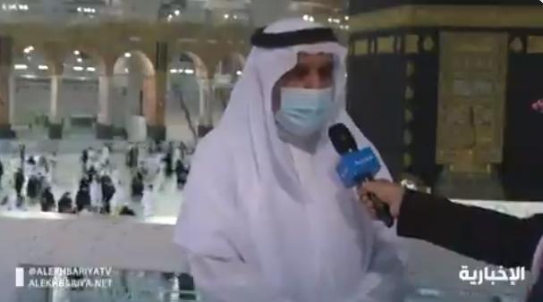 """مسؤول بـ""""شؤون المسجد الحرام"""": لم نسجل حالات اشتباه بـ""""كورونا"""".. ونتابع المستجدات مع """"الصحة"""""""