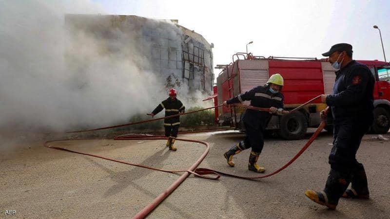 حريق كبير بمجلس الدولة بمصر .. مصدر أمني يكشف التفاصيل