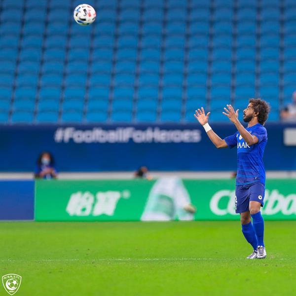 لاعب نادي الهلال، ياسر الشهراني