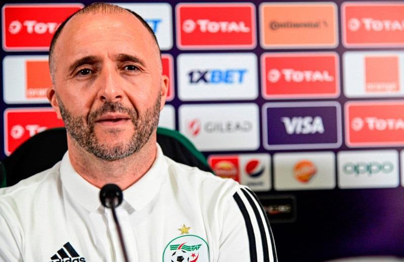مدرب الجزائر: سنفوز بلقب أمم إفريقيا