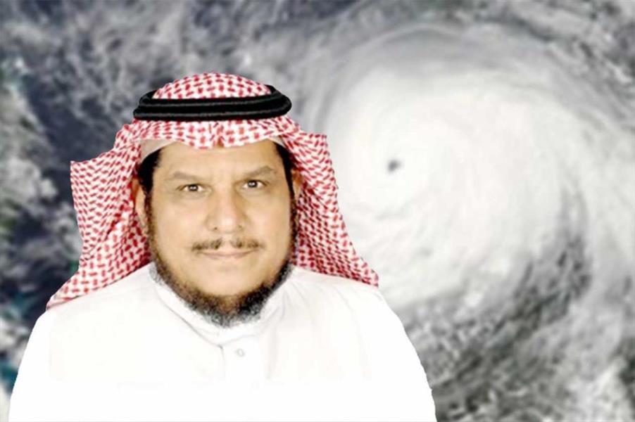 باحث الطقس والمناخ عبدالعزيز الحسيني