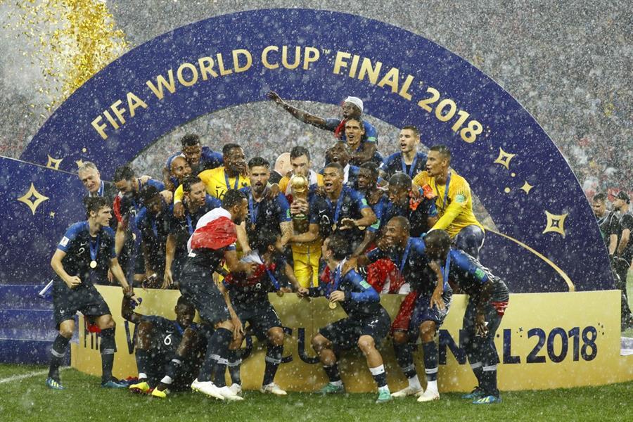 تعرف على سجل الفائزين بألقاب بطولات كأس العالم