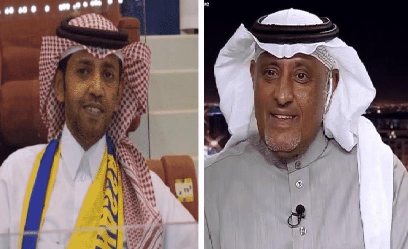 هجوم ضد عضو نصراوي تحدث عن سيناريوهات التتويج