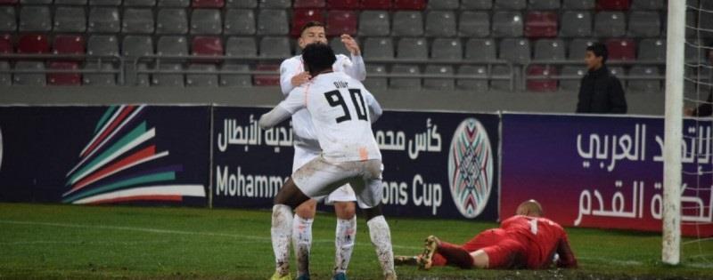 الشباب إلى نصف نهائي البطولة العربية