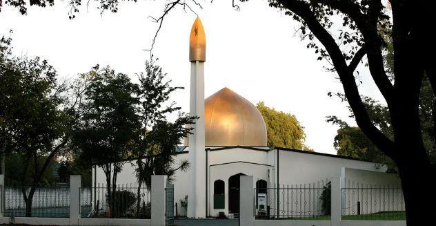 مسجد النور نيوزيلندا