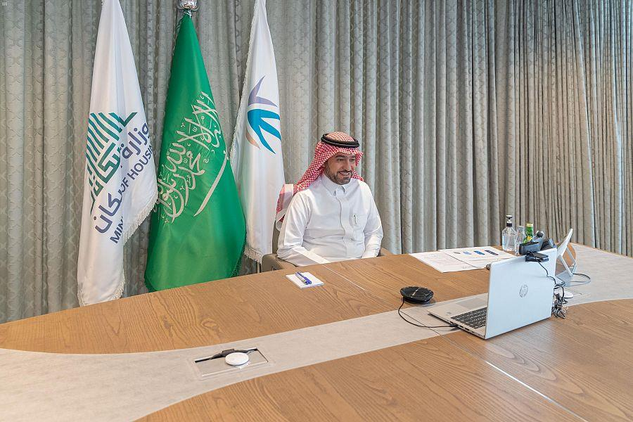 وزير الإسكان، ماجد بن عبدالله الحقيل