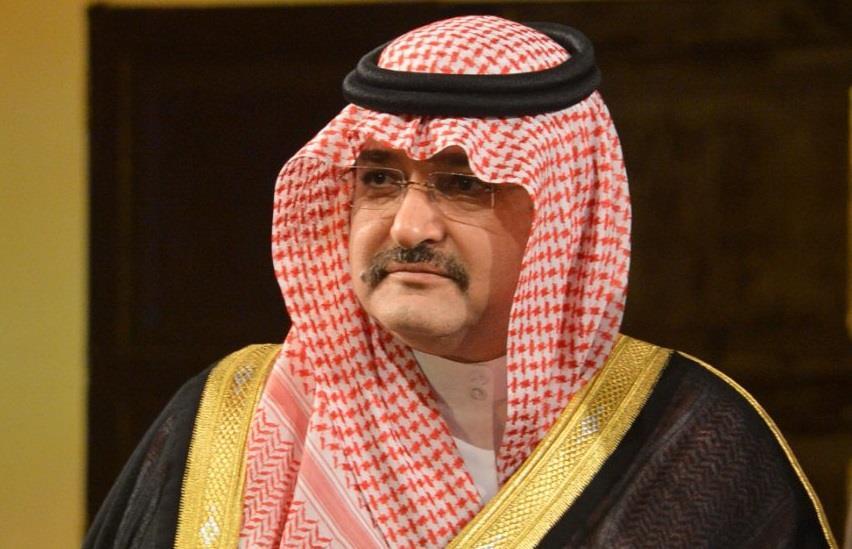 الأمير مشعل بن ماجد بن عبدالعزيز