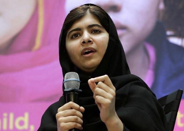 الباكستانية «ملالا» تفوز بجائزة نوبل للسلام