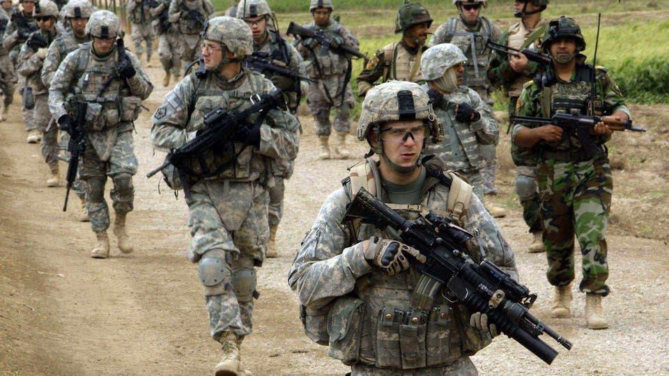 أمريكا تعلن إرسال جنود للعراق