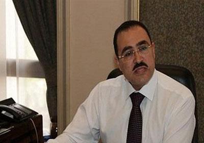 عمرو رشدى المتحدث الرسمى باسم وزارة الخارجية