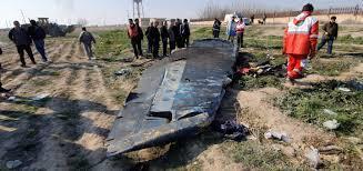 فرنسا: بدء العمل على استخراج بيانات الصندوقين الأسودين للطائرة الأوكرانية التي أسقطتها إيران