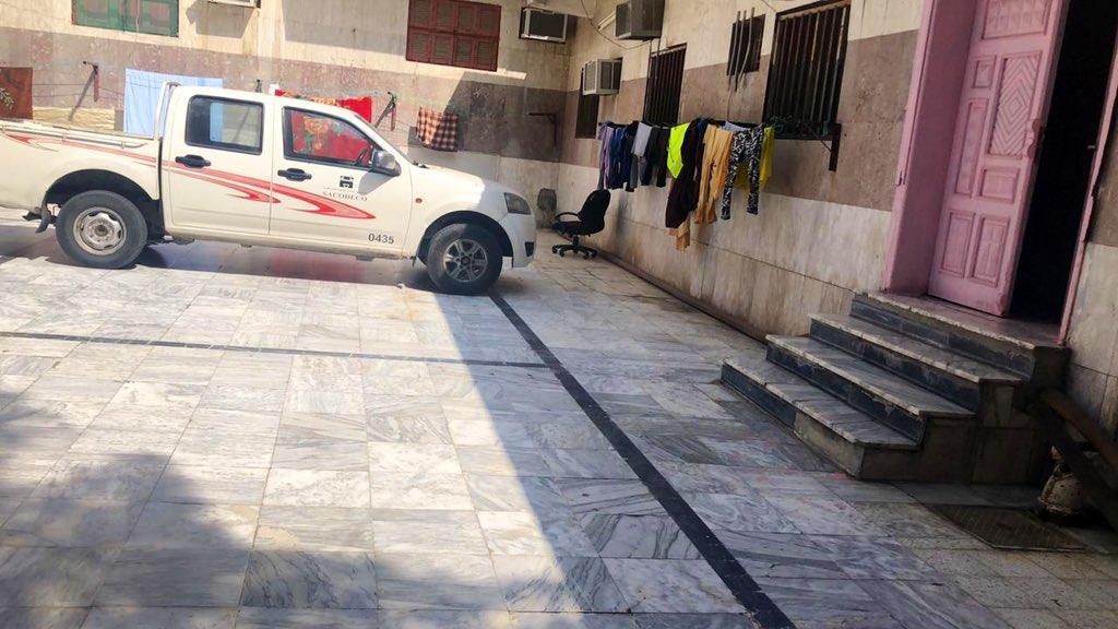 ضبط منشآت مخالفة ومحلات وورش تعمل بدون ترخيص في العاصمة المقدسة
