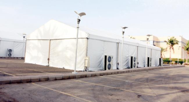 المستشفى الميداني في جدة