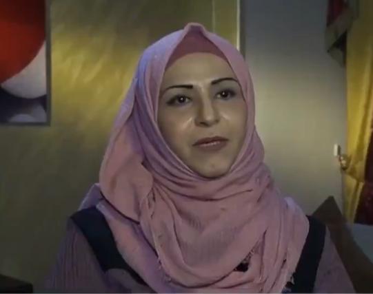 اللاجئة اليمنية سونيا صالح