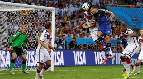 الأرجنتين و ألمانيا