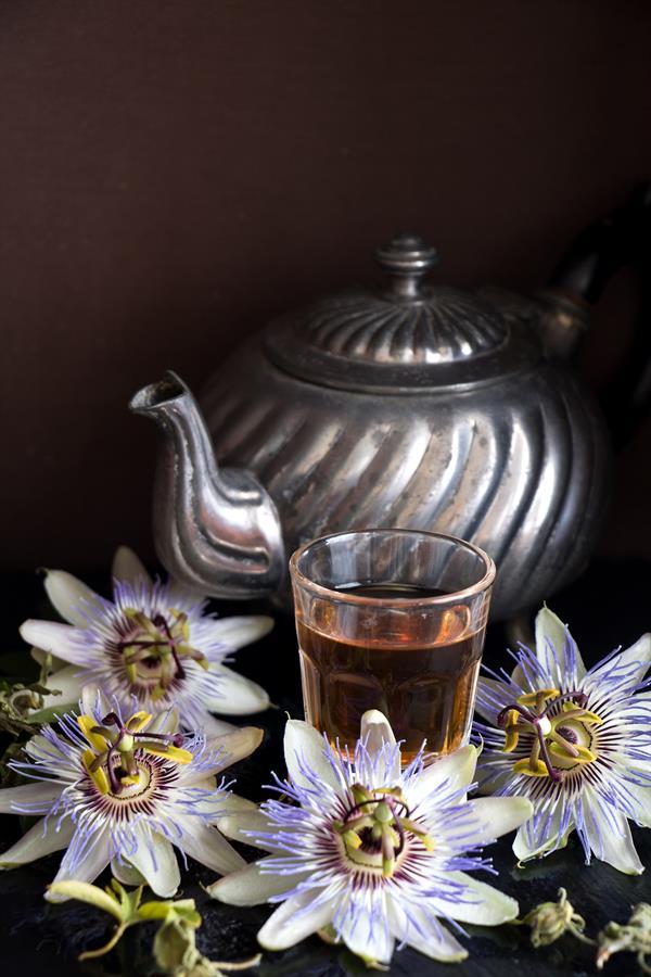 شاي جذر فاليريان