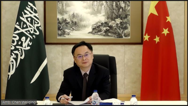 """السفير الصيني مهنئًا بذكرى المولد النبوي: """"صلوا على من بُعث رحمةً للعالمين"""""""