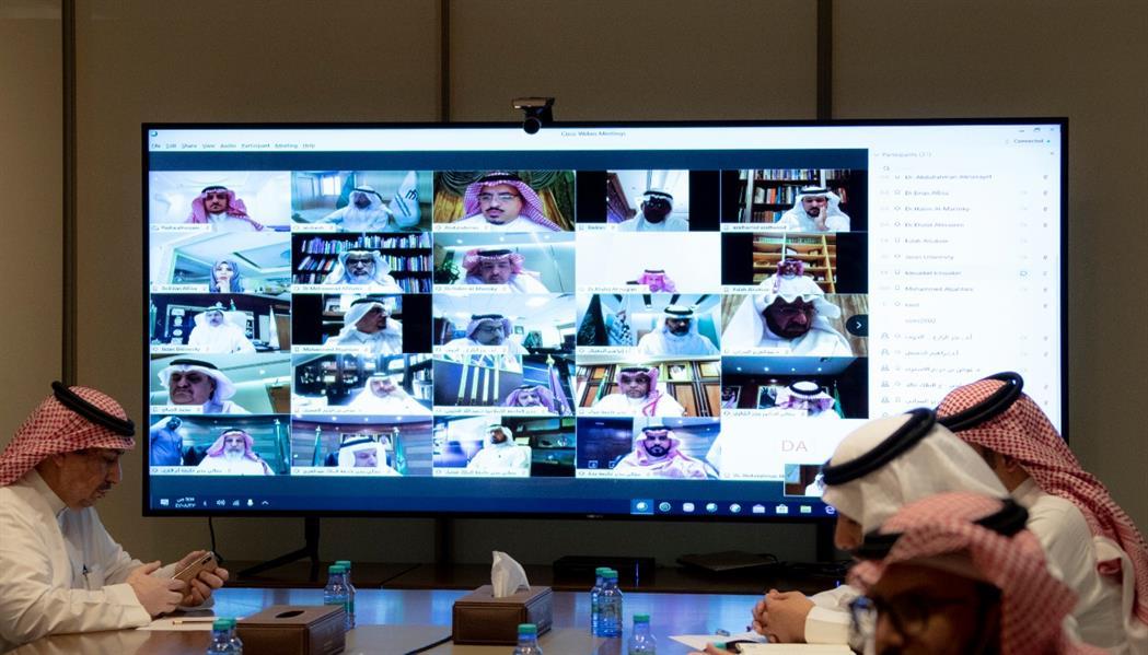 وزير التعليم د.حمد آل الشيخ