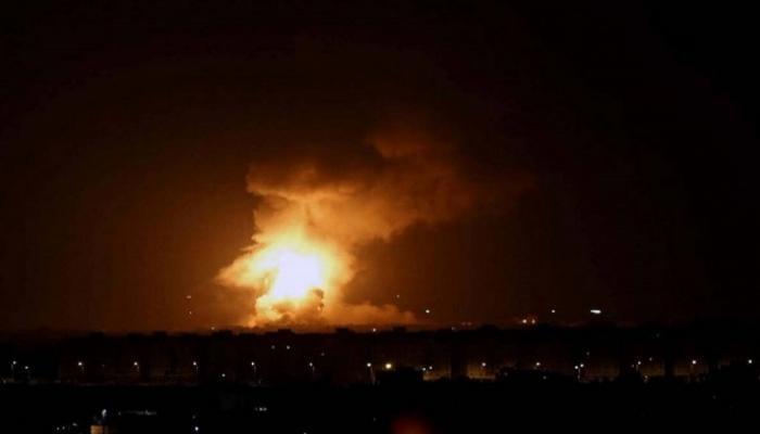 سقوط أربعة صواريخ كاتيوشا على المنطقة الخضراء بوسط بغداد