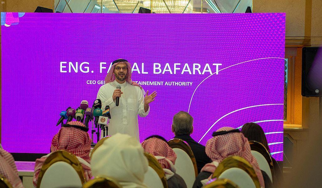 """الرئيس التنفيذي لهيئة الترفيه : """"موسم الرياض"""" حقق نتائج وأرقام مبهرة على جميع الأصعدة"""