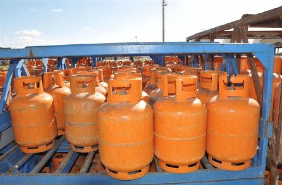 أسطوانات الغاز
