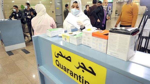 مصر تسجل 1557 حالة إيجابية جديدة لفيروس كورونا