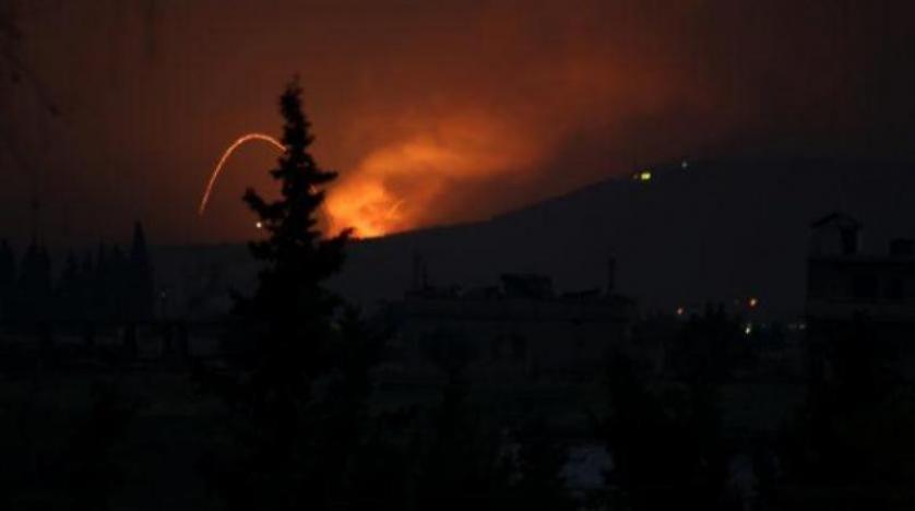 مقتل 17 مقاتلا مواليا لإيران على الأقل في غارات أميركية في سوريا