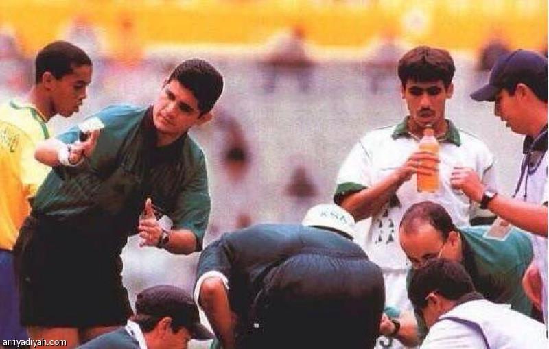 عبدالغني يواجه البرازيل مجدداً بعد 19 عاماً